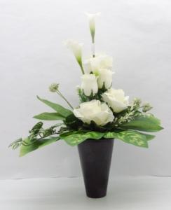 cône pour vase funéraire